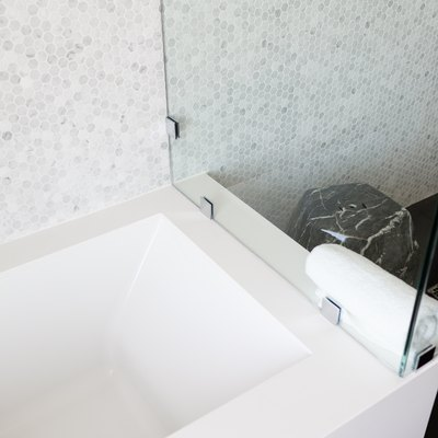 Refinishing a Bathtub or Shower