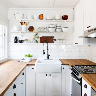 This Top Designer Specializes in White Kitchen Designs — and Here's Her Secret