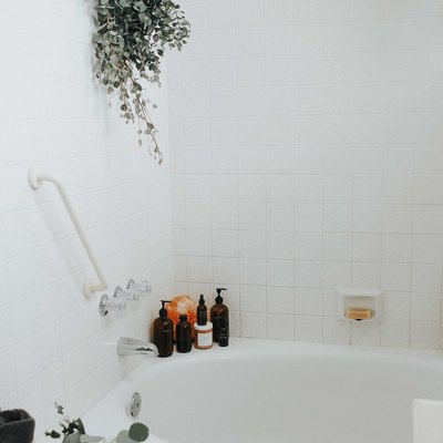 These 9 Spa Bathroom Ideas Will Help You Explain Lounging in Your Robe All Day