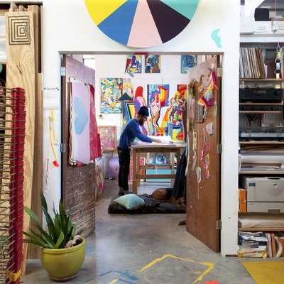 Mike Perry Studio