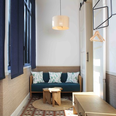 This Eclectic Barcelona Hotel Is Seriously Making Us Want to Redecorate