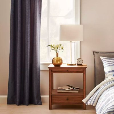 target blackout curtains