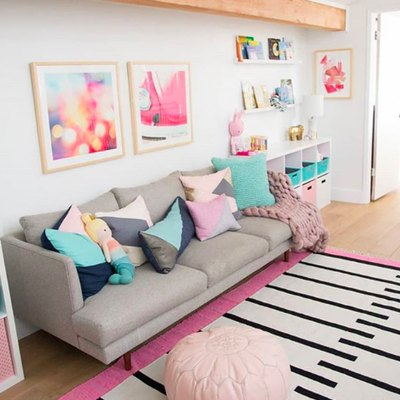 This Is How to Nail a Stylish, Kid-Friendly Playroom