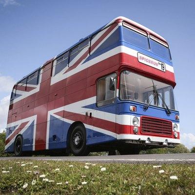 spice world original bus