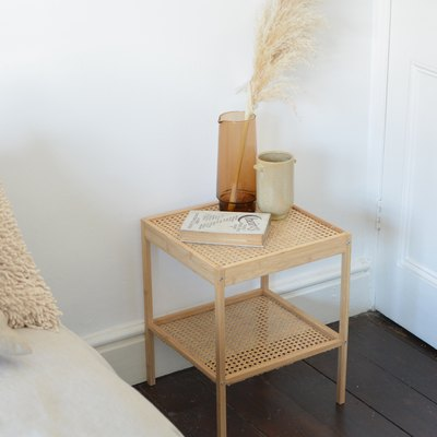 Nesna Bedside Table IKEA hack