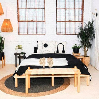 This Bedroom Is Feng Shui Style at Its Finest