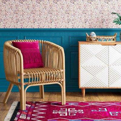 target opalhouse rattan chair