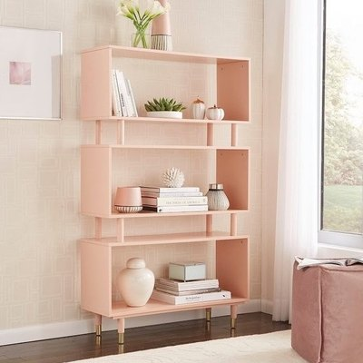 overstock simple living bookshelf