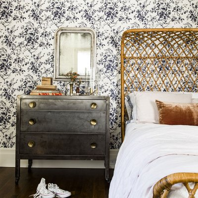 These 9 Bedroom Wallpaper Ideas Scream Chic — Prepare to Pin Every Image