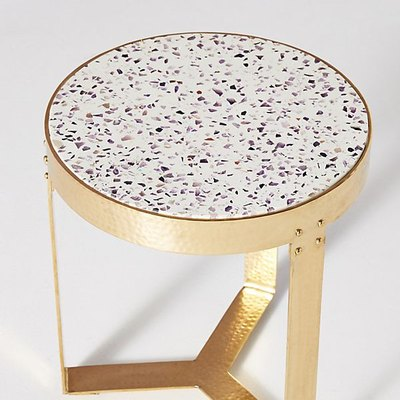A Terrazzo Table Is the Swank Accessory That Will Make a Space Look Extra Luxe