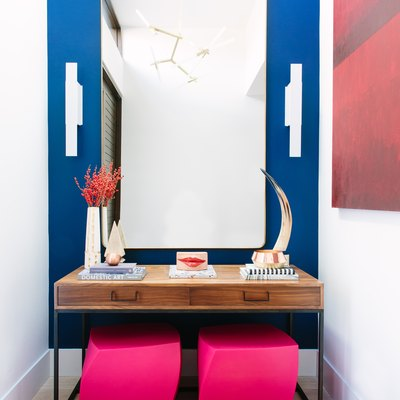 Color Is King in This Manhattan Beach Home