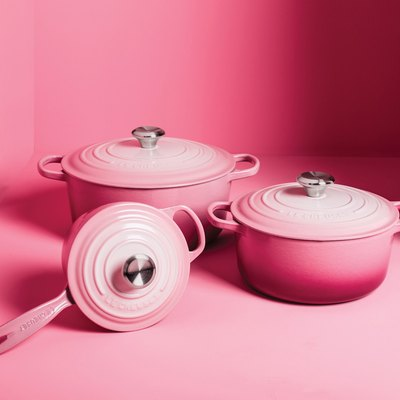 This Limited-Time Le Creuset Sale Includes Its Super-Chic Ombre Collection