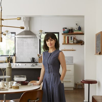 Constance Zimmer's home