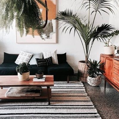 Try These 2 Ingredients for an Inviting Living Room