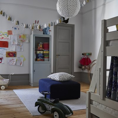 scandinavian kid's bedroom