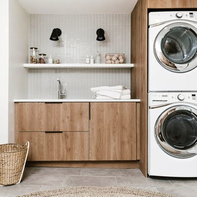 10 Storage Hacks for Your Small Laundry Room