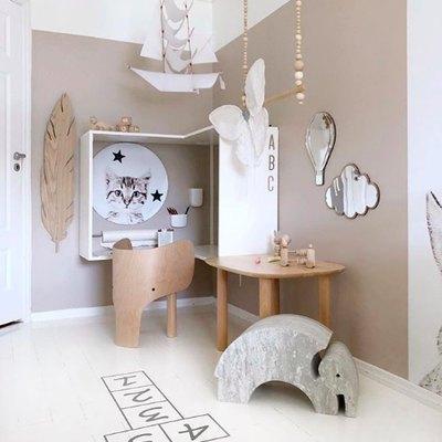 This Scandinavian Playroom Is Pure Magic