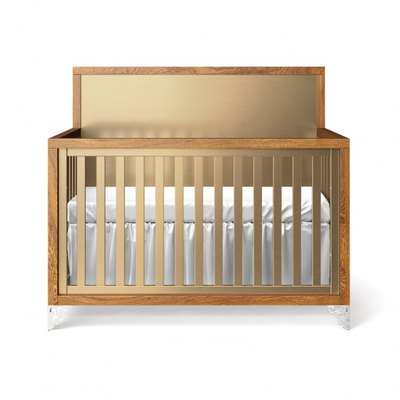 9 Cribs So Fancy, They Practically Scream 'It's All Downhill From Here, Kid'