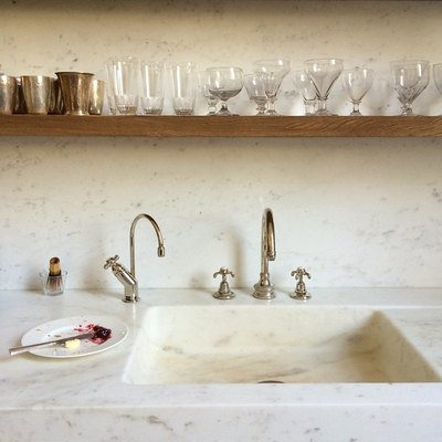 10 Integrated Sinks That Are Picture Perfect