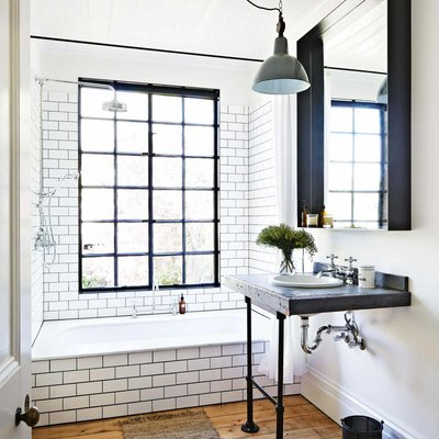 11 Stunning Industrial Bathroom Ideas