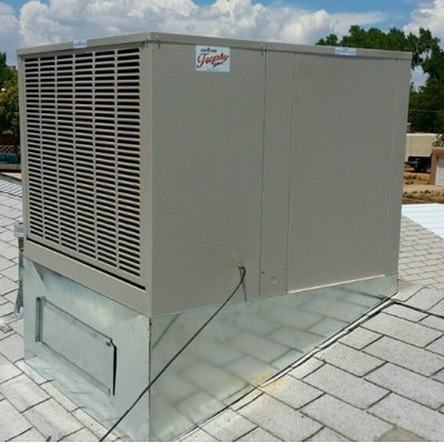Routine Maintenance of an Evaporative Cooler