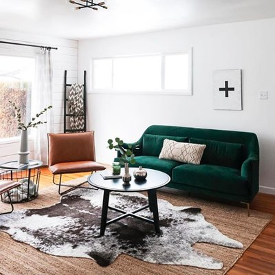This Is Why Every Living Room Deserves a Statement Sofa