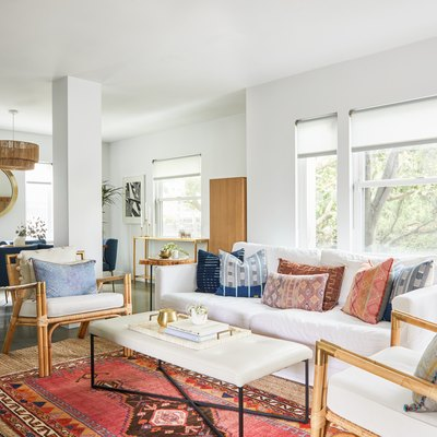 Middle Eastern Maximalism Meets California Minimalism in This Bohemian Venice Home