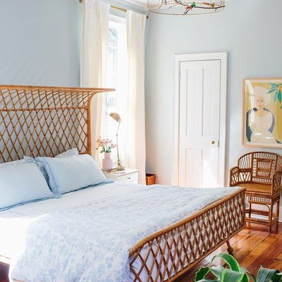 13 Blue Bedroom Ideas That Are Anything But Sad