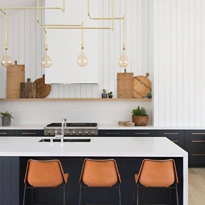 Every Kitchen Deserves a Light Installation Like This