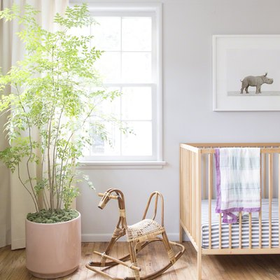 12 Gray Nursery Ideas That Are Just as Sweet as Can Be