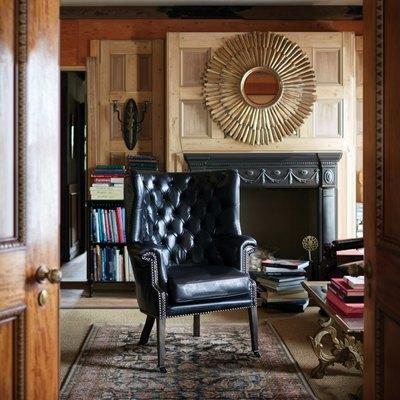 Get the Look: Distinguished Gentleman's Study