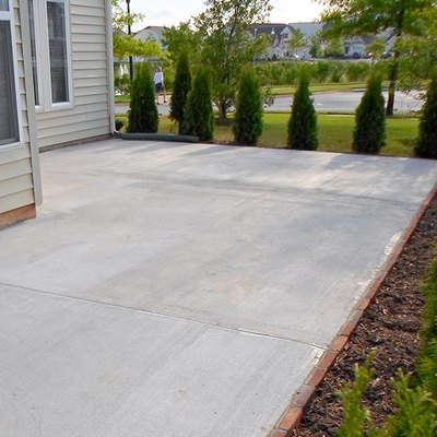 How to Resurface a Concrete Slab