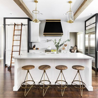 This Stunning Kitchen Is Contemporary Design at Its Finest