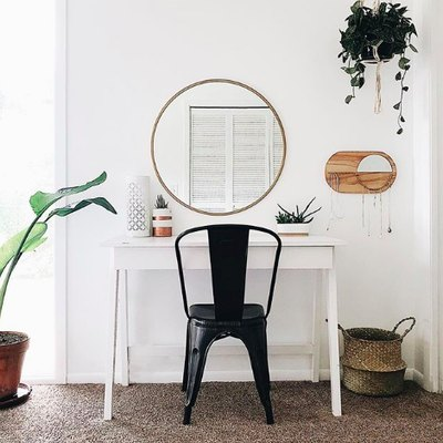 How to Create a Stunning Vanity With Just a Few Key Pieces