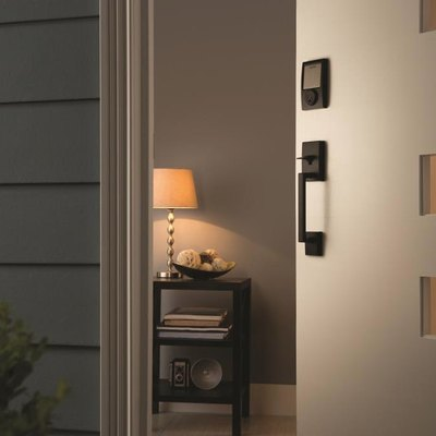 If You Always Forget to Lock Your Door, There's a Tech-Friendly Solution