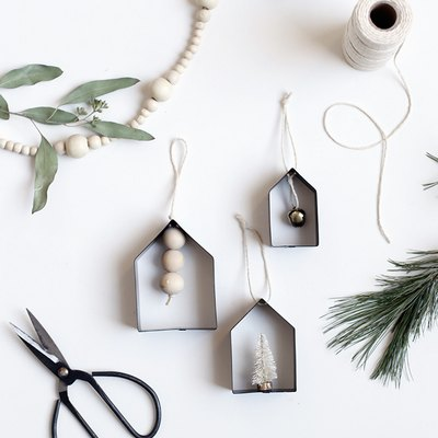DIY holiday ornament