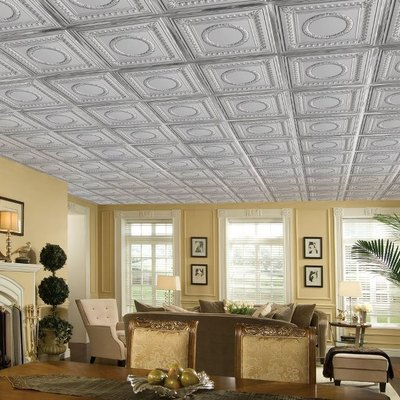 A Homeowner's Guide to Ceiling Tile
