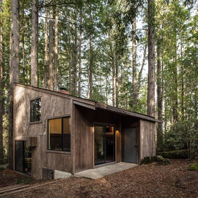 This 1968 'MiniMod' Cabin Was 'Tiny House Living' Before It Was a Thing
