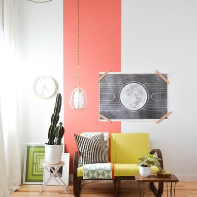 14 Spaces That Will Make You Want to Color Block Every Room in Your House