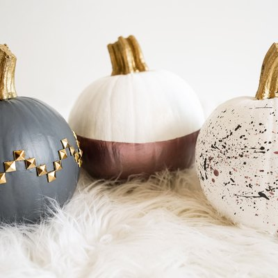 3 Ways to Decorate a Pumpkin (No Carving Required)