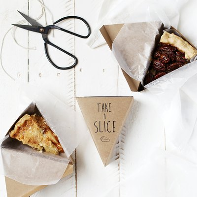 printable pie box for holiday leftovers