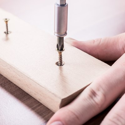 How to Shorten a Screw by Cutting It