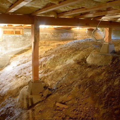 Code Requirements for Crawl Spaces