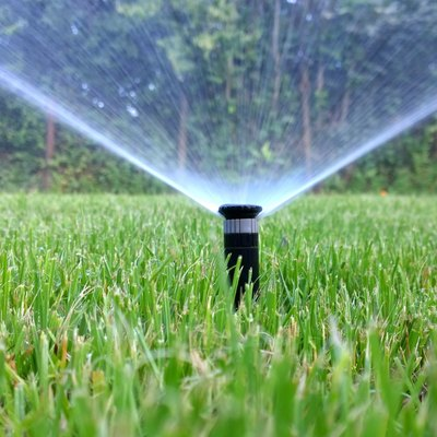 sprinkler of automatic watering