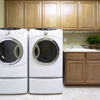 How to Replace a Washer Pedestal