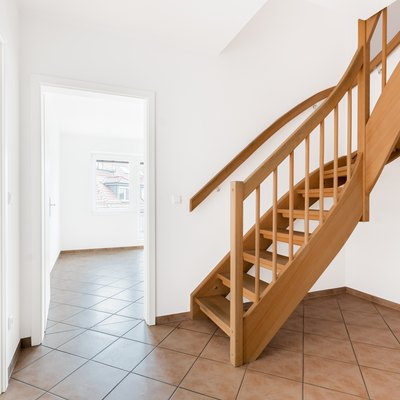 How to Convert Closed Stringer Stairs to Open Stringer Stairs