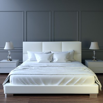 Difference Between Panel Beds & Platform Beds