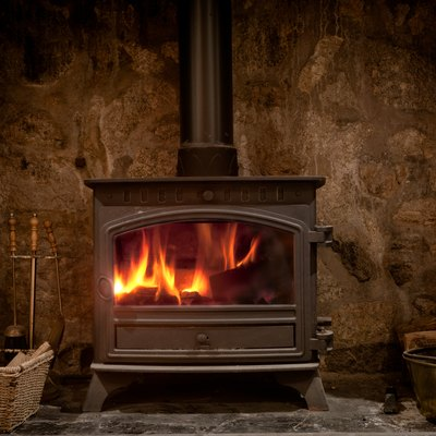 How to Install a Wood Stove Pipe