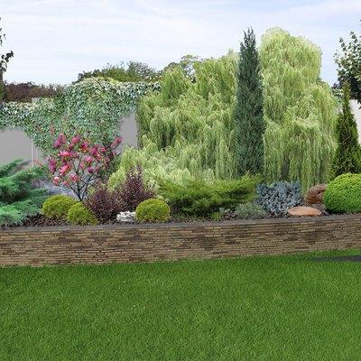 Willow Garden Edging