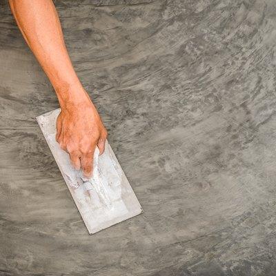 Homemade Concrete Stain Formula